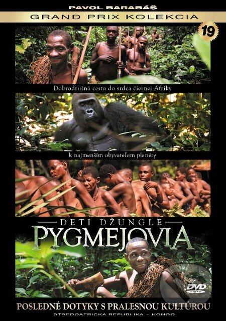 Pygmejovia DVD