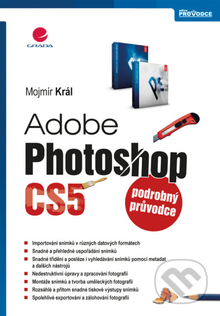 Adobe Photoshop CS5 - Mojmír Král