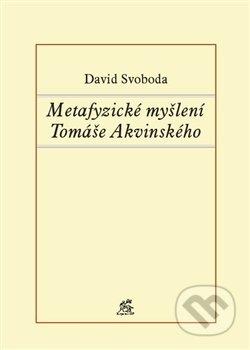 Metafyzické myšlení Tomáše Akvinského - David Svoboda