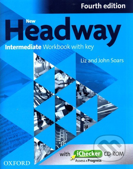 New Headway - Intermediate - Workbook with key - John Soars, Liz Soars