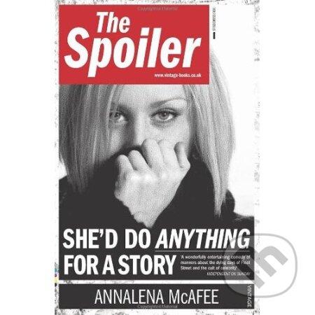 Spoiler - McAfee Annalena
