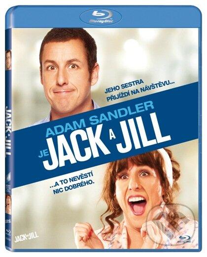 Jack a Jill BLU-RAY
