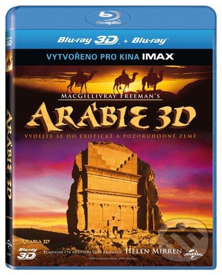 Arábie - 3D BLU-RAY