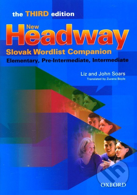 Slovník New Headway (Third Edition) - Liz Soars, John Soars
