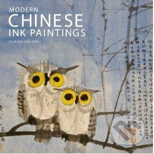 Modern Chinese Ink Painting - Clarissa Von Spee