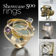 Showcase 500 Rings - Marthe Le Van, Bruce Metcalf