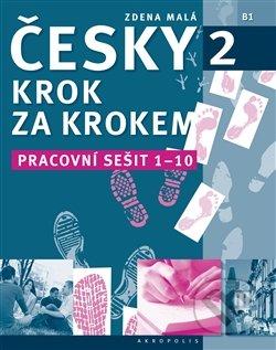 Česky krok za krokem 2 - Zdena Malá