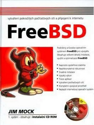 FreeBSD + CD - Jim Mock