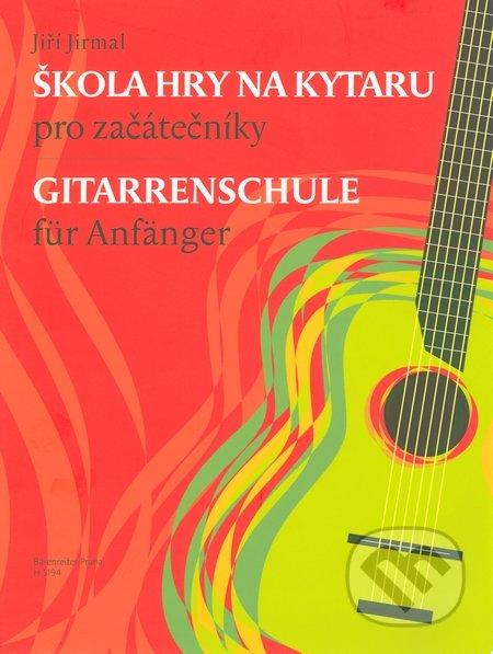 Škola hry na kytaru - Náhled učebnice