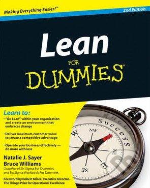 Lean For Dummies - Natalie J. Sayer