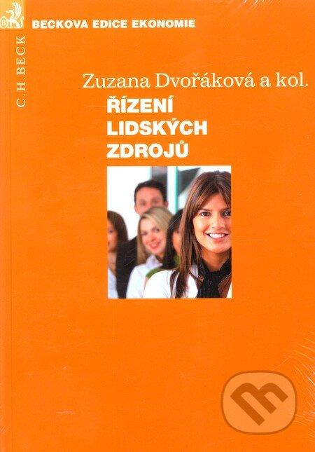 Řízení lidských zdrojů - Zuzana Dvořáková a kol.
