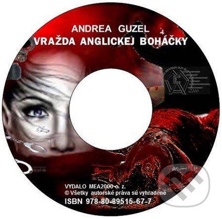 Vražda anglickej boháčky (e-book v .doc a .html verzii) - Andrea Guzel