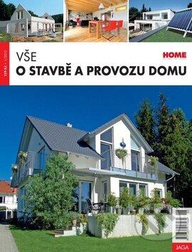 Vše o stavbě a provozu domu -