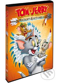 Tom A Jerry: Mazaný A Roztomilý DVD