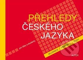 Přehledy českého jazyka -