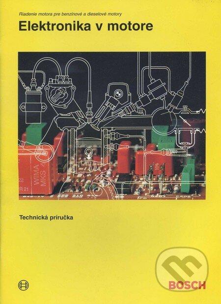 Elektronika v motore -