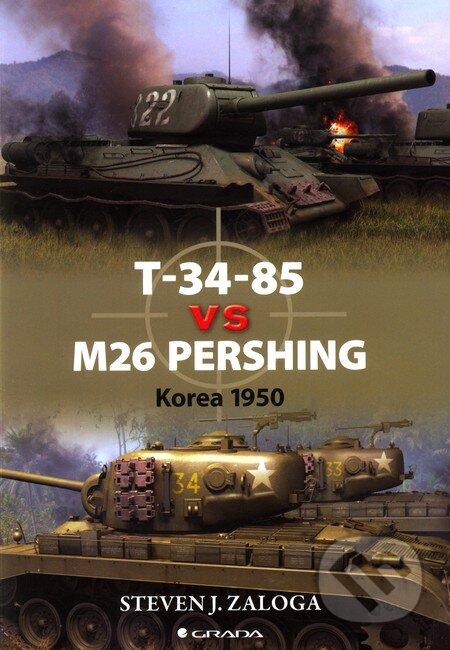 T-34-85 vs M26 Pershing - Steven J. Zaloga