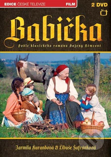 Babička 2 DVD DVD