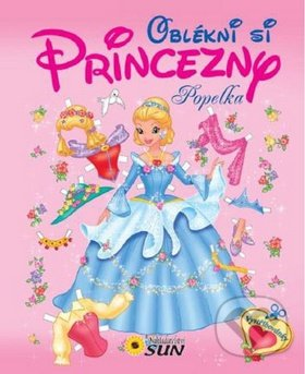 Oblékni si princezny - Popelka -