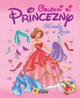 Oblékni si princezny - Kráska a Zvíře -