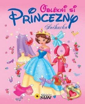 Oblékni si princezny - Sněhurka -
