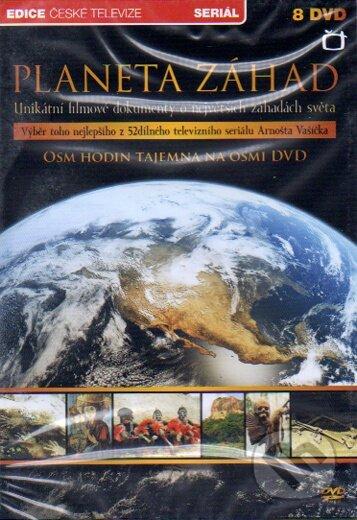 Planeta záhad DVD