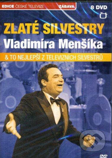 Zlaté silvestry Vladimíra Menšíka DVD
