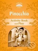 Pinocchio: Activity Book -