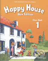 Happy House 1 - Class Book -