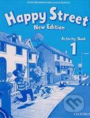 Happy Street 1 - Activity Book + MultiROM Pack -