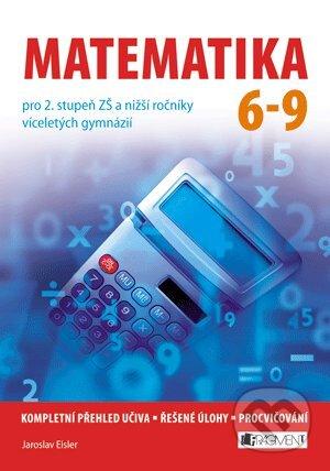 Matematika 6-9 - Jaroslav Eisler