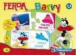 Ferda - Barvy -