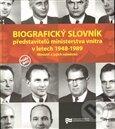 Biografický slovník představitelů ministerstva vnitra v letech 1948 - 1989 -