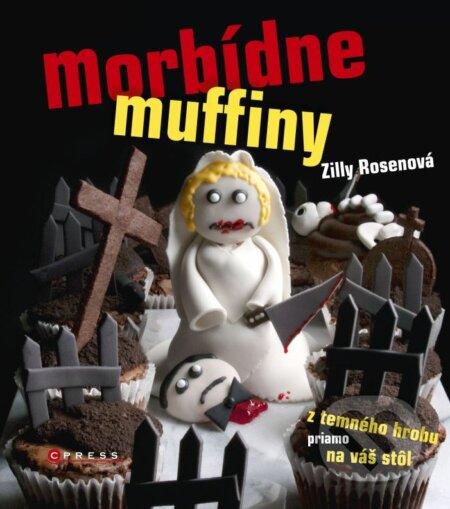 Morbídne muffiny - Rosen Zilli