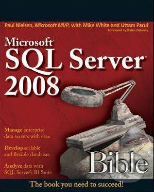 Microsoft SQL Server 2008 Bible - Paul Nielsen