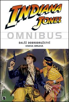 Indiana Jones: Další dobrodružství 2 - Larry Lieber