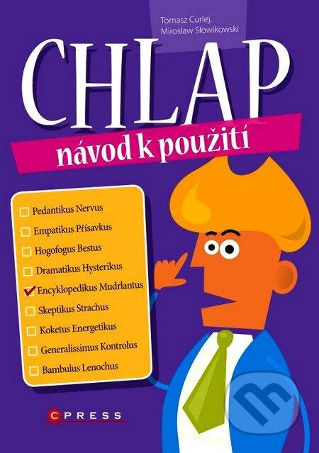 Chlap - návod k použití - Tomasz Curlej, Miroslaw Slowikowski