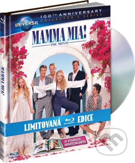 Mamma Mia! Limitovaná Edice (Bluray - digibook) BLU-RAY