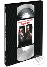 Tango a Cash (Retro edice) DVD