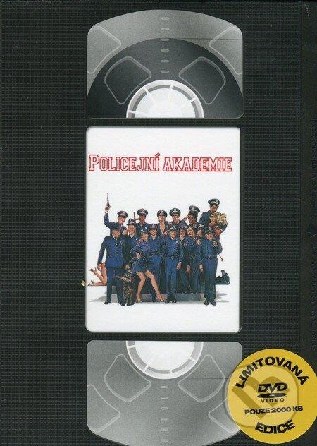 Policejní akademie (Retro edice) DVD