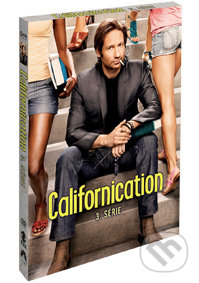 Californication 3. série 2DVD DVD