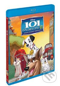 101 Dalmatinů 2: Flíčkova londýnská dobrodružství BLU-RAY