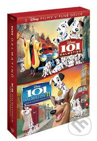 101 Dalmatinů kolekce DVD