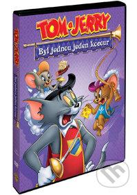 Tom a Jerry: Byl jednou jeden kocour DVD
