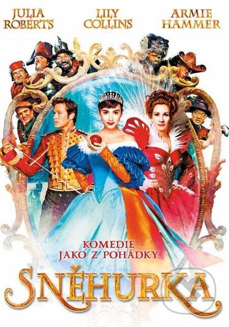Snehulienka DVD