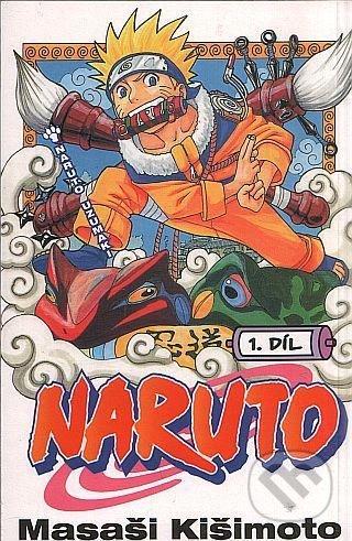 Naruto 1: Naruto Uzumaki - Masaši Kišimoto
