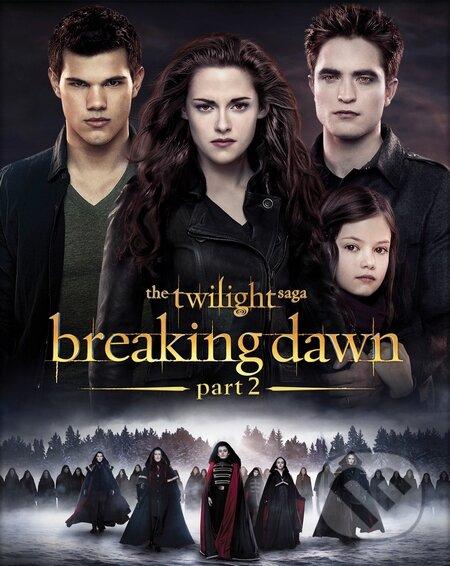 Twilight sága: Úsvit (2. časť) DVD