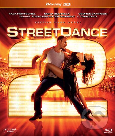 Street Dance 2 3D BLU-RAY