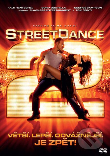 Street Dance 2 DVD