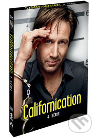 Californication 4. série DVD